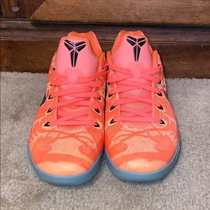 Kobe 9 'Bright Mango'